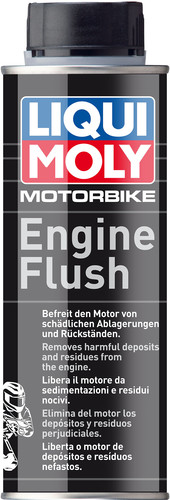 ENGINE FLUSH-LAVADO DE MOTOR EMBRAGUES HUMEDOS