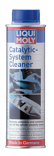 Catalytic-System Cleaner - Limpiador Catalizador